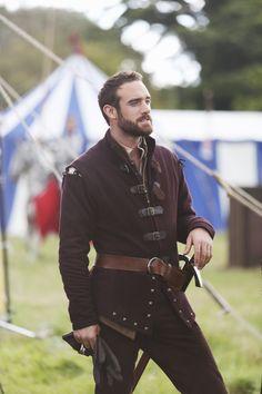 Joshua Sasse, Renaissance, Medieval Clothing, Medieval Outfits, Medieval Fashion, Fantasy Costumes, High Fantasy, Bearded Men, Poses