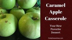 Caramel Apple Salad: