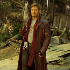 Chris in 'Guardians Of The Galaxy 2'