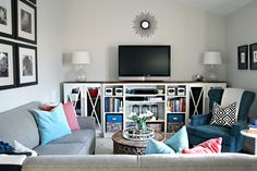 pillows for cozy living room