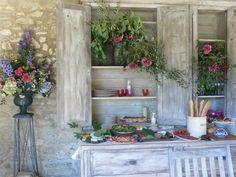 Gorgeous decor de Provence