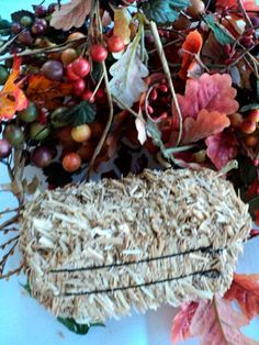 Autumn Artificial Leaves and Berries and a by DocksideDesignsEtc, $7.75