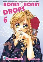 Honey x Honey, tome 6 Kanan Minami Honey Drops, Shoujo, Anime, Heaven, Author, Film, Budget, Sleeves, Books To Read