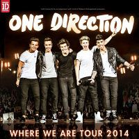 ONE DIRECTION have announced a summer 2014 UK/ Ireland stadium 'Where We Are' tour. Tickets start from £42.50 and go on sale Saturday 25th May --> http://www.allgigs.co.uk/view/artist/67243/One_Direction.html