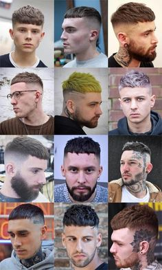 popular mens hairstyles which look awesome. Popular Mens Hairstyles, Popular Hairstyles, Party Hairstyles, Cool Hairstyles, Crop Haircut, Haircut Men, Taper Fade, Chemistry Cat, Straight Edge