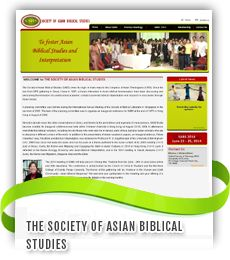 Society of Asian Biblical Studies Designed by Jayam Web Solutions