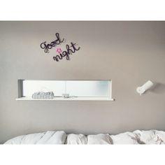 Wool Letter グレー 壁のインテリア実例 | RoomClip (ルームクリップ)
