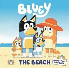 Booktopia has Bluey : The Beach, Lift-the-Flap Book by Bluey. Buy a discounted Board Book of Bluey : The Beach online from Australia's leading online bookstore. Abc Kids Tv Shows, Abc For Kids, Random House, Books Australia, Fruit Bat, Mighty Ape, Charts For Kids, Television Program, The 5th Of November