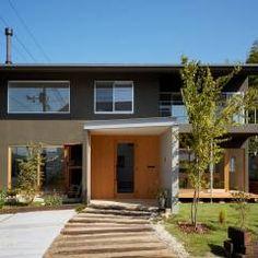 山里のいえ: toki Architect design officeが手掛けたtranslation missing: jp.style.庭.modern庭です。