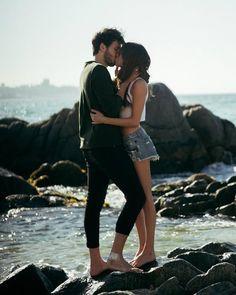 Ocean Photography, Winter Photography, Travel Photography, Cute Couples Goals, Couple Goals, Sebastian Yatra, Guy Best Friend, Famous Couples, Creative Portraits