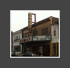 The Hiway Theater in Jenkintown, PA