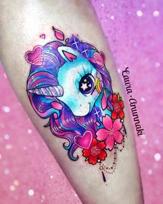 8,145 mentions J'aime, 57 commentaires – ✨🦄Laura Anunnaki🌸✨ (@anunnakitattoo) sur Instagram : « Unicorns are one of my favorite subjects to tattoo🦄! Thank you so much Zeniah 💕 I really enjoyed do… »
