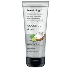 Beauticology Coconut&lime S/scrub 250ml