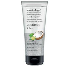 Beauticology Coconut&lime S/scrub 250ml