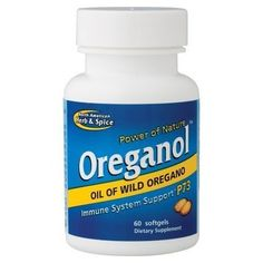 North American Herb and Spice Oreganol P73 GelCapsules 60Count >>> Be sure to check out this awesome product. (This is an affiliate link)