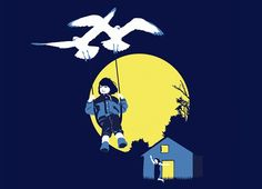 """Come Back At Night"" - Threadless.com - Best t-shirts in the world"
