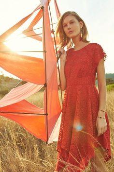 Prima Lace Dress