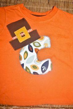 Boy Thanksgiving shirt