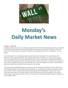 4-28-14 Monday's market news www.equitysourcemortgage.com