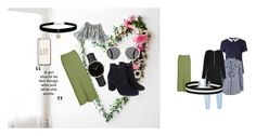 """""""Spring Day"""" by acropie ❤ liked on Polyvore featuring Dorothy Perkins, Dondup, Twin-Set, Balmain, Monsoon, Prada, Missguided, ROSEFIELD, Betsey Johnson and Miss Selfridge"""