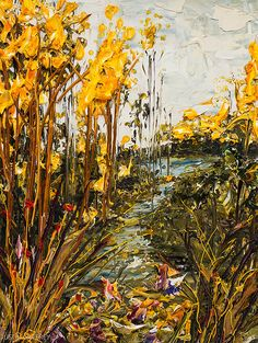Justin Gaffrey Paintings