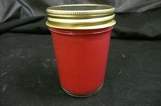 NEW HOLIDAY SCENT CHRISTMAS MEMORIES 8OZ SOY LEAD FREE SCENTED CANDLE