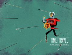 Time Traveling Pirate - Twistedfork = Dan Matutina