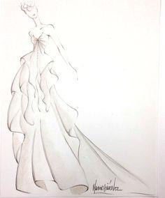 Vestidos novias disenadores mexicanos - Macario Jiménez
