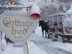 Christmas on Mackinac Island