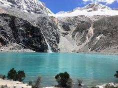 Laguna 69, Parque Nacional de Huascarán - Peru