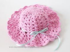 Amigurumi Anahtarlık Tarifleri : Bebekler için amigurumi Şapka yapımı amigurumi and crochet