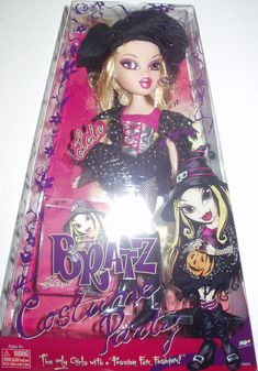 Bratz Costume Party Lela
