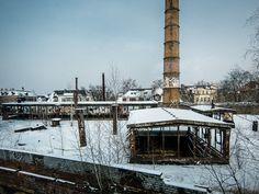 Lost places – Bahnstrecke Erfurt – Leipzig