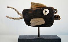 Driftwood fish made at dijkstijl.com