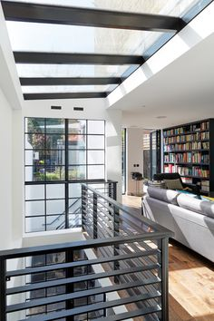 Steel windows enhance your home, resulting in lower energy bills and greater security. Clement metal windows make a striking difference to any property. Metal Windows, Windows And Doors, Basement Conversion, London Apartment, London House, Victorian Homes, Victorian London, Modern Spaces, Home Projects