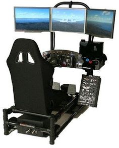 Ultimate Flight Simulator For Your Living Room                                                                                                                                                                                 More