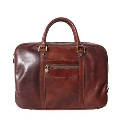 Italian Handmade High Quality Unisex Italian Calf Leather Briefcase In Brown 7627  #us #sweet #follow #delicious #tweegram #AmazinIphone #foodgasm #likeback #pretty #yummy