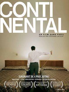 CONTINENTAL – UN FILM SANS FUSIL (Kanada 2007), erstes Werk von Stéphane Lafleur. Erstaunliche Leistung für ein Debüt. Sehr reife Sicht auf das Thema Einsamkeit, ruhig und undramatisch erzählt, aber sehr aussagekräftig.