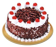 Ice Cream Cake Black forest