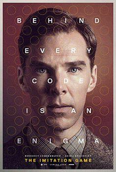 The Imitation Game on Morten Tyldumin ohjaama historiallinen sotadraamaelokuva matemaatikko Alan Turingista. Turing tunnetaan Natsi-Saksan Enigma-koodin selvittäjänä toisen maailmansodan aikana. Elokuvassa Turingia näyttelee Benedict Cumberbatch. Elokuva perustuu Andrew Hodgesin elämäkertaan Alan Turing: The Enigma.