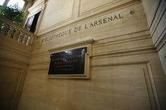 Bibliothèque de l'Arsenal Monuments, Arsenal, Garage Doors, France, Outdoor Decor, Home Decor, Breezeway, Gym, City Office