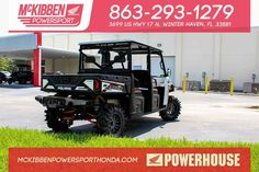Used 2015 Polaris RANGER CREW 900 ATVs For Sale in Florida. 2015 POLARIS RANGER CREW 900, THIS RANGER CREW IS BUILT TOUGH AND HAS OVER SIX GRAND IN ACCESSORIES!!!*SEDONA MUDDER INLAW ATV TIRE SET: 30X10-14*HIGH LIFTER SNORKEL KIT*POLARIS RANGER 4500 LB STANDARD WINCH KIT BY KFI PRODUCTS*SENDONA RACELINE MAMBA WHEEL SET W/ LUG NUTS *RANGER 900 CREW EXTREME FRONT BRUSHGUARD BY POLARIS*RANGER 900 CREW EXTREME REAR BRUSHGUARD BY POLARIS*RANGER CREW DIAMOND PLATED STEEL ROOF BY POLARIS *POLARIS…