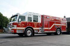 Salisbury Township, PA Fire Company No.1 2014 Pierce Impel PUC 1500/1250 Pumper.