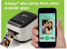 ZINK hAppy App