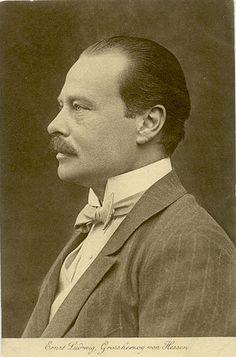 Alix's brother Ernst.