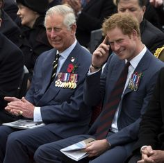 2015: Your Year In Prince Harry Prince Harry in 2015 – Go Fug Yourself