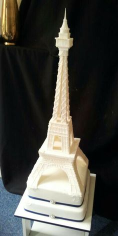 Effiel tower. All edible.