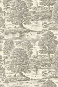 62 of the best wallpapers and Rita Konig's advice on choosing them