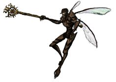 strange magic bog king illustration - Google Search Strange Magic, Character Design, Fan Art, Cosplay, Illustration, Fun Stuff, Butterfly, Design Ideas, King