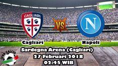 Prediksi Skor Akurat Cagliari vs Napoli 27 Februari 2018